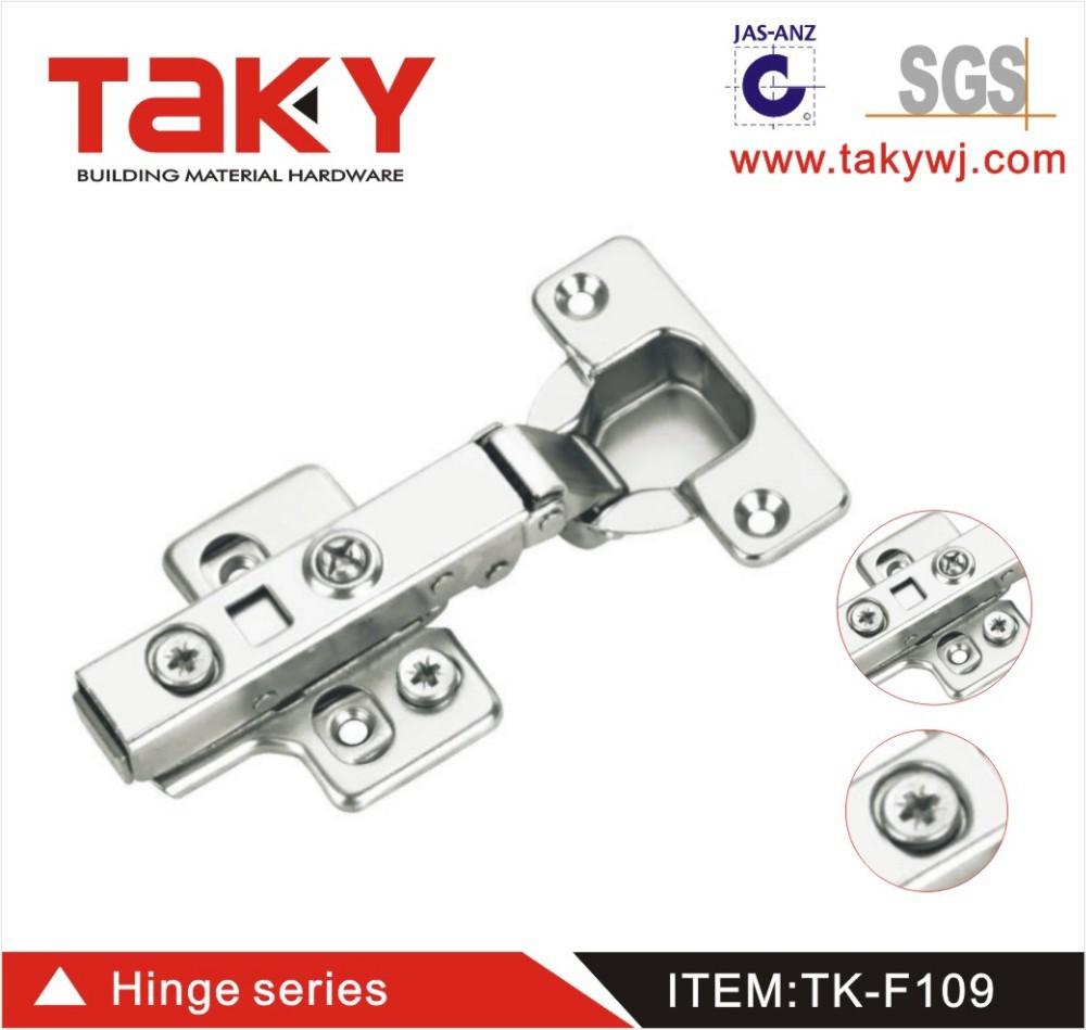 Tk-f109 3d Adjust 110 Degree Cabinet Accessory Soft Close Hinge ...