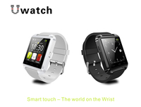 U 8 Newest product U watch phone wrist watch china goods touch screen calorie counter function