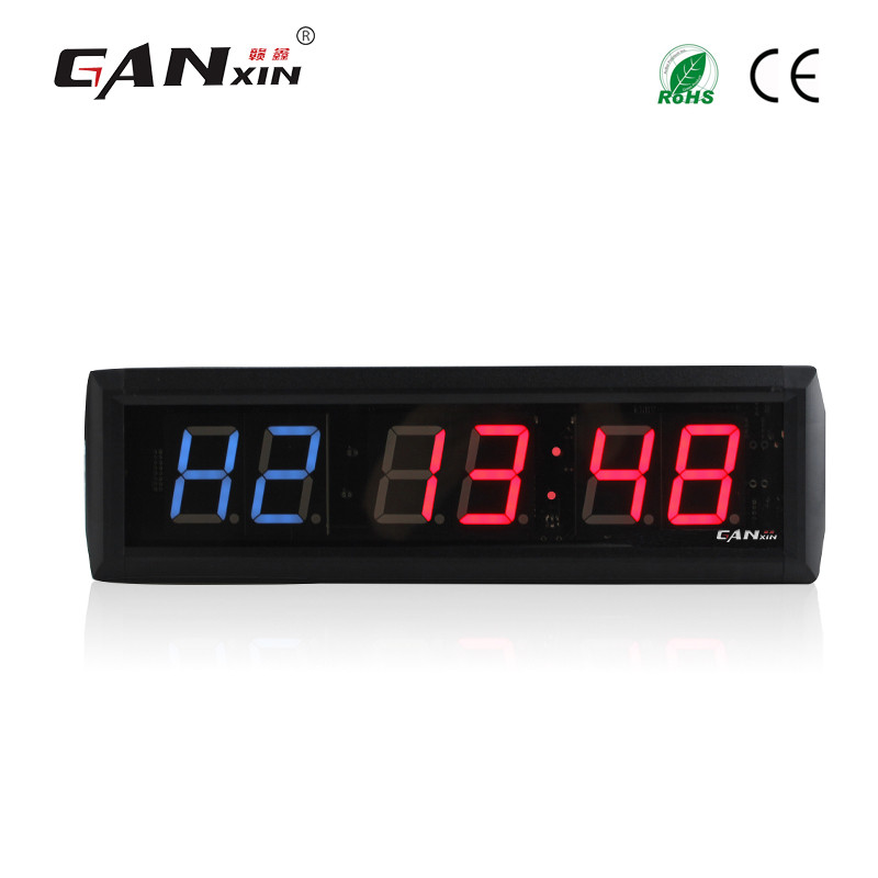 [Ganxin]<strong>Fashionable</strong> 1.8'' Led Gym Clock Countdown Crossfit Timer
