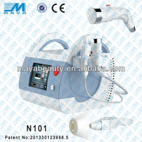 Best Hot sale!! MY-N101 microcurrent face lift machine handheld / microcurrent face toning and lifting machine(CE Approval)