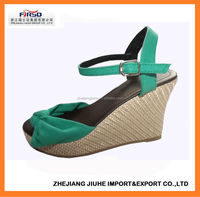 Fashion High Heel Espadrille Sandal for Women