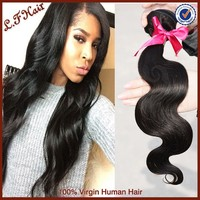China Top Ten Selling Products From Xuchang L.F Hair Factory,100% Virgin Human Hair Factory Price Wholesale
