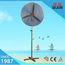 SKD Packaging 20'' Floor Standing Indstrial Fan Stand 3 Aluminum Blades Metal Stand Fan