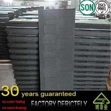 factory selling corrugated roofing sheet / insulated roofing sheets / colorful stone coated metal roof tile