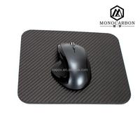 Bulk Buy From China Custom Logo Carbon Fiber Blank Mouse Pads