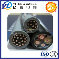 NYM pvc insulated control cable 6 core 2.5mm round type
