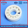 Advanced ceramic silicon carbide Deep Groove ball Bearings