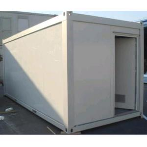 Mobile container office/modular 20ft living container house