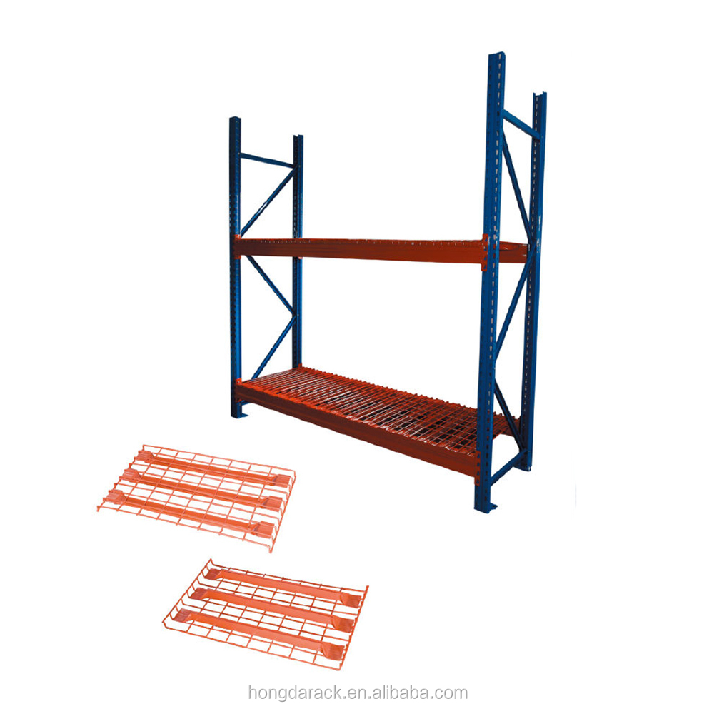 Top quality warehouse pallet racking system