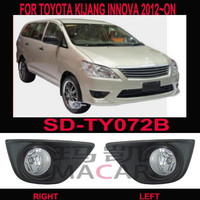 fog light lamp for TOYOTA KIJANG INNOVA /ZACE 2012~ON