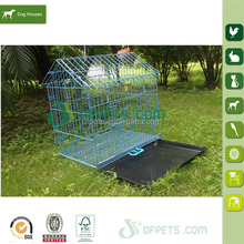wire mesh foldable metal cage for small animals