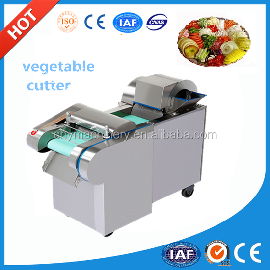 Commercial potato chips cutter/reciprocating vegetable cutter/fruit cutting machine price