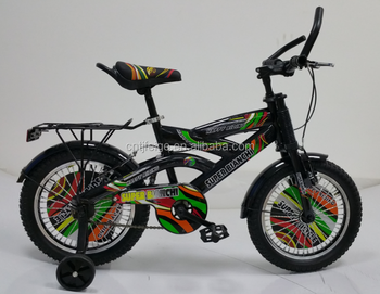 16inch factory directly sale Strong and best quality children bicycle (FP-BMX16003)