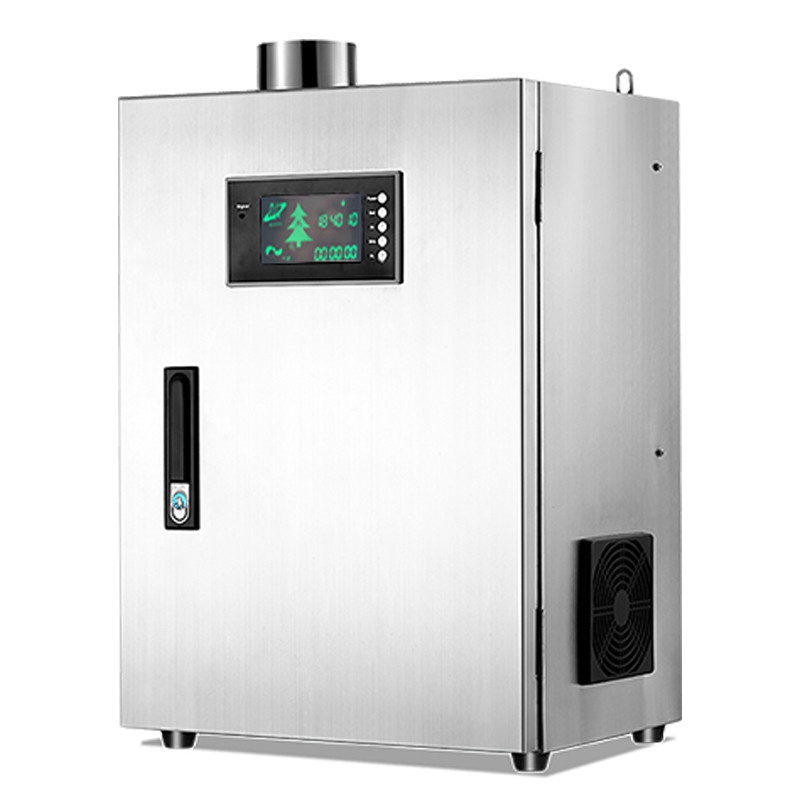 air treatment and odour control generateur ozone, ozonator machine for air treatment odor control