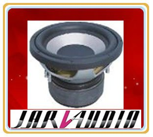 "8"",10"",12"" Inch Car Audio Subwoofer , Subwoofer Car Audio, Pa Car Speaker"
