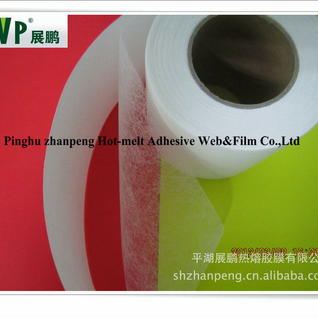 TPU Double face Adhesive web for no- seam shoes material