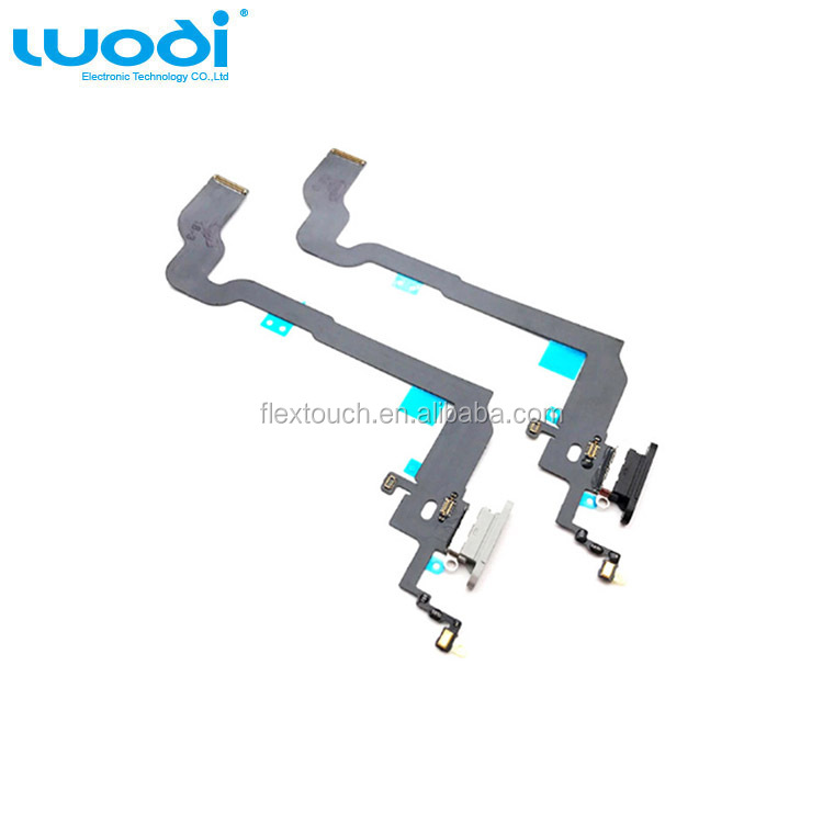 Wholesale Earphone Headphone Audio Jack Flex Cable for iPhone X