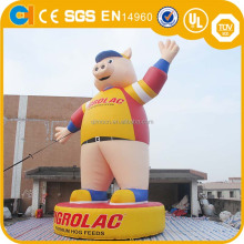 9 meter big inflatable pig model Advertising Mold giant inflatable advertising pig model for sale