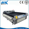 No burrs high precision multi function mixing metal and non metal SKL-1325 CO2 laser cutting service