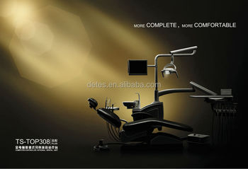 New Style Dental Chair Unit TOP308 Plus with CE Certificate Stable Quality Low Price