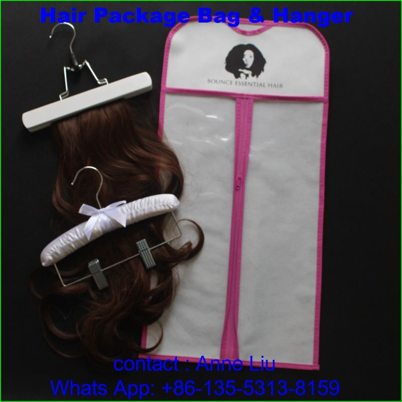 purple and golden color bag for botox for hair