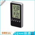 China Home Lcd Digital Desktop Clock Gift Item