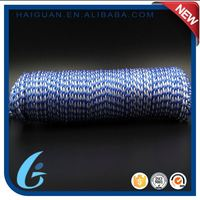 Custom Marine Hollow Braided Polyethylene Rope