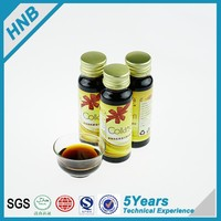 Liquid collagen with vegetables containing vitamin d enzyme collagen drink