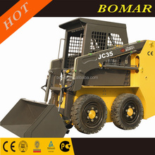 500KG 0.5t Lift Capacity Skid Steer Loader JC35 for sale