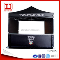 [Lam Soucing]Outdoor cheap large portable gazebo inflatable cabin mobile cat pop up screen marquee tents