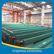 Anodizing Production Line for aluminum profiles Foshan China