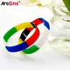 china supplier silicone product oem factory silicone wristband