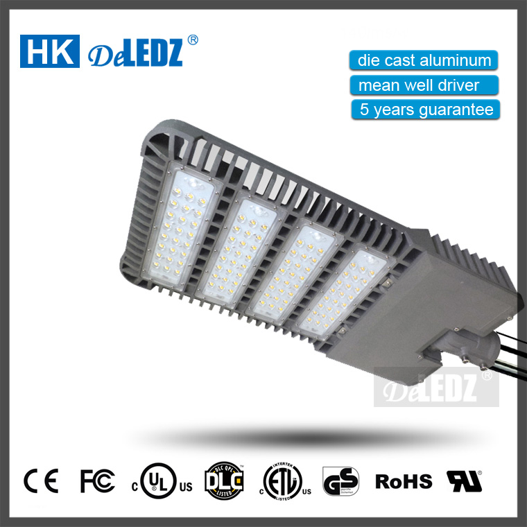 65w 90w 130w waterproof UL CUL bajaj led street light