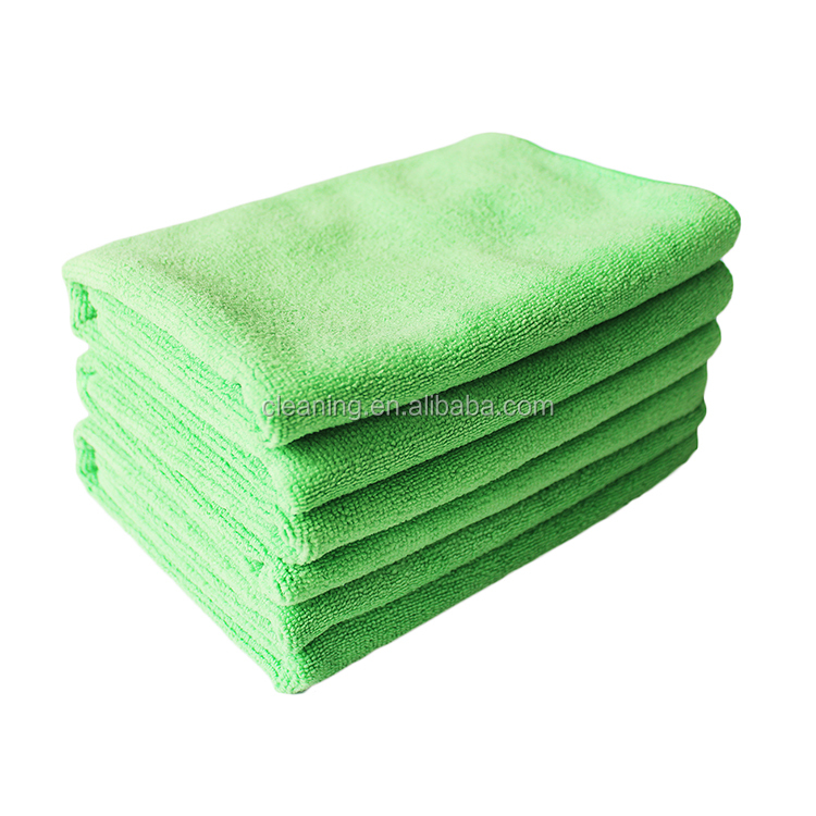 Customizable print high quality microfiber cleaning cloth