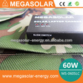 60W Portable Solar panel Charger for Travelling,Camping