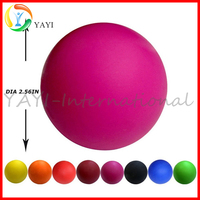 Deep Tissue Physical Therapy Massage Rubber Lacrosse Balls