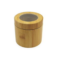 Open-air Modern wooden watch travel case watch cases Excellent Quality Wooden bamboo Watch Box