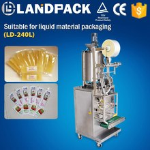 Automatic Vegetable Oil Filling Machine With Low Price For Peanut Olive Oil New Style