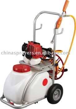 Trolley gasoline engine Power Sprayer AT-30ER