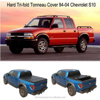Undercover truck bed covers for Chevrolet S10 1994-2004