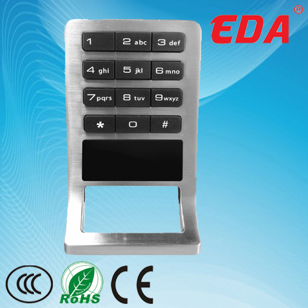 Smart RFID card electronic gym class or locker room lokcer Locks