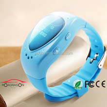 Fashionable kids GPS watch TK-3W with WIFI function and SOS call