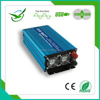2KW 2000W 12 vdc to 220 vac 220 110 homage ac dc sine wave frequency grid micro solar pump power inverter