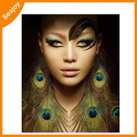 Factory Wholesale Exporting High Quality with Big Eye natural color peacock feathers for sale cheap