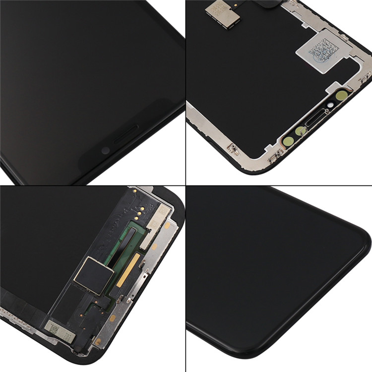 for iphone x oled,flexible oled for iphone x oem,low price china mobile lcd for iphone x oled touch
