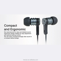 Good quality metal headset wholesale