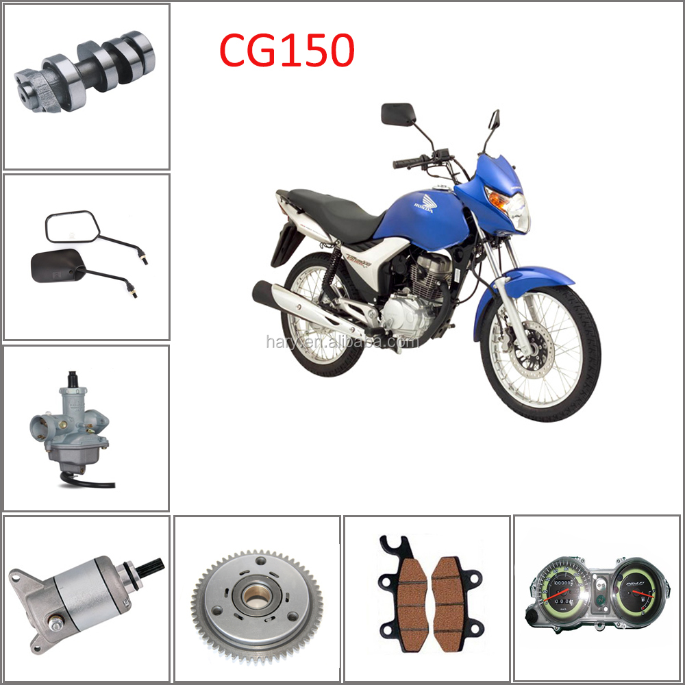 Motorcycle Spare Parts CG150