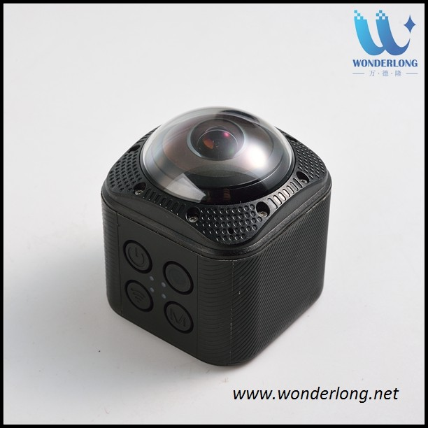 720P HD 180 Degree Panoramic Camera WIFI Fisheye IP Camera Security CCTV Network Cam
