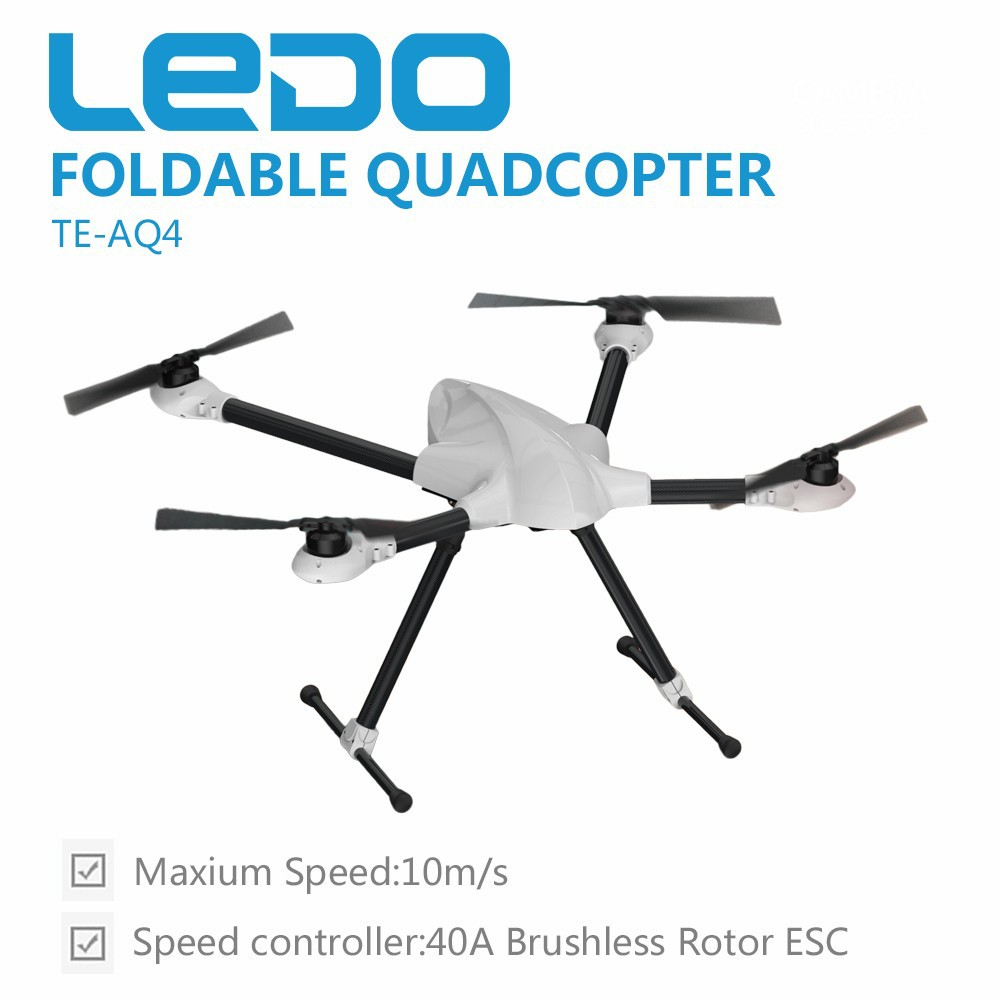 LEDO New rc helicopter with foladable frame helicopter with feature of light and anti freak