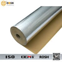 Hot Sell Single Side Aluminum Foil Insulation Material